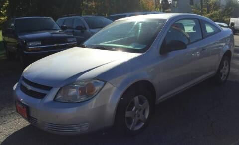 2007 Chevrolet Cobalt for sale at Knowlton Motors, Inc. in Freeport IL