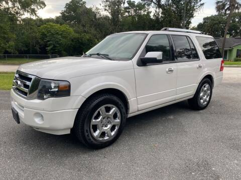 2013 Ford Expedition for sale at Right Price Auto Sales in Waldo FL