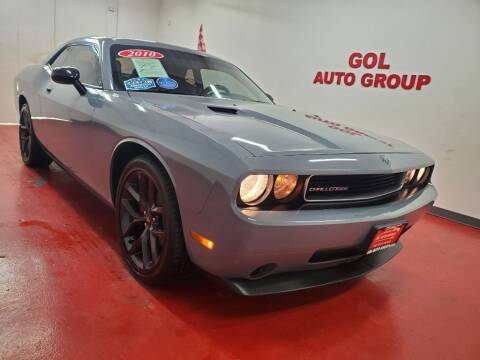 2010 Dodge Challenger for sale at GOL Auto Group in Austin TX