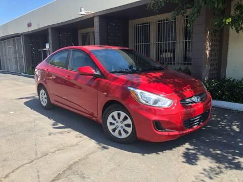 2017 Hyundai Accent for sale at AllanteAuto.com in Santa Ana CA