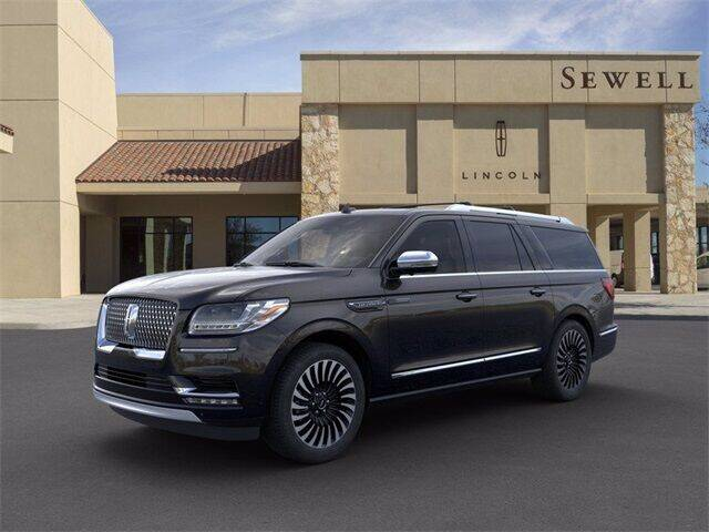 2021 Lincoln Navigator L for sale in Odessa, TX