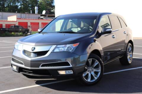 2010 Acura MDX for sale at Auto Guia in Chamblee GA