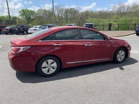 2015 Hyundai Sonata Hybrid for sale at CU Carfinders in Norcross GA