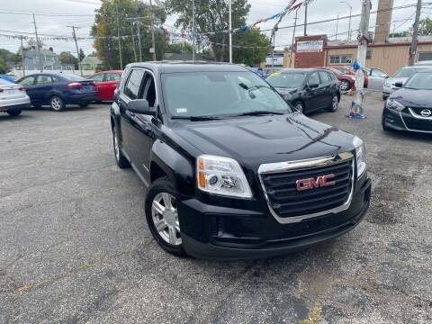 2016 GMC Terrain for sale at Some Auto Sales in Hammond IN