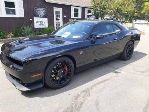2015 Dodge Challenger for sale at Classic Car Deals in Cadillac MI