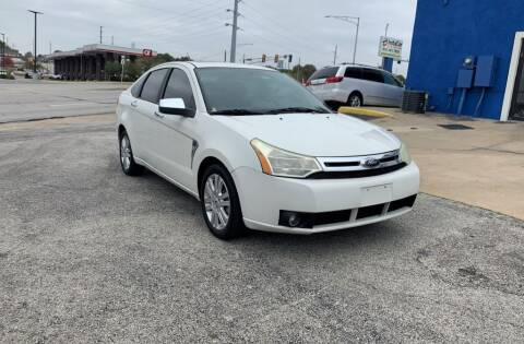 2009 Ford Focus for sale at InstaCar LLC in Independence MO