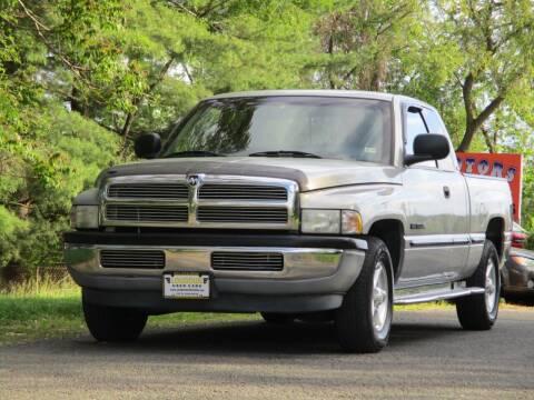 1999 Dodge Ram Pickup 1500 for sale at Loudoun Used Cars in Leesburg VA