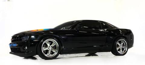 2010 Chevrolet Camaro for sale at Houston Auto Credit in Houston TX