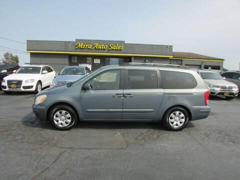 2008 Hyundai Entourage for sale at MIRA AUTO SALES in Cincinnati OH