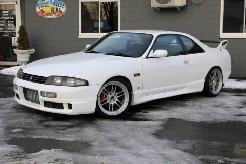 1994 Nissan Skyline for sale at Great Lakes Classic Cars & Detail Shop in Hilton NY