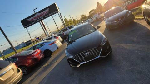 2019 Hyundai Sonata for sale at Washington Auto Group in Waukegan IL