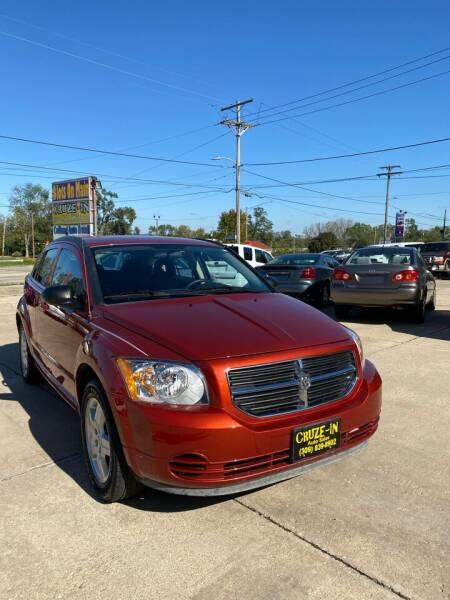 2009 Dodge Caliber for sale at Cruze-In Auto Sales in East Peoria IL