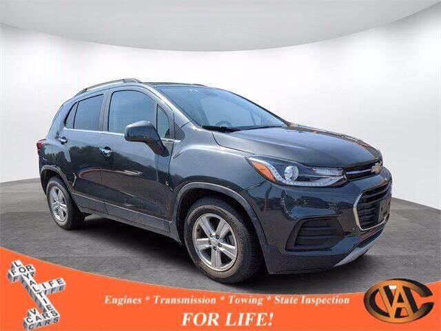 2018 Chevrolet Trax for sale at VA Cars Inc in Richmond VA