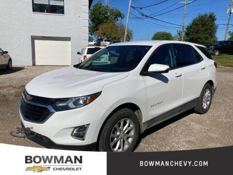 2019 Chevrolet Equinox for sale at Bowman Auto Center in Clarkston MI