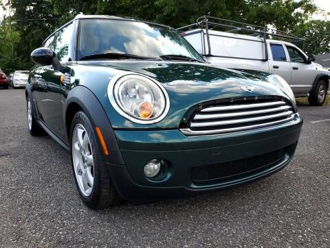 2010 MINI Cooper Clubman for sale at Moor's Automotive in Hackettstown NJ