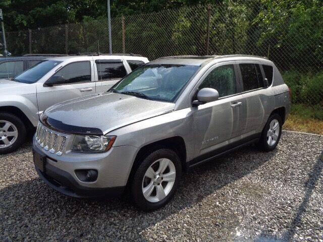 2014 Jeep Compass for sale at MR DS AUTOMOBILES INC in Staten Island NY