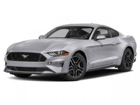 2021 Ford Mustang for sale at Hawk Ford of St. Charles in Saint Charles IL