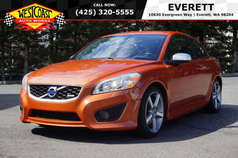 2011 Volvo C30 for sale at West Coast Auto Works in Edmonds WA