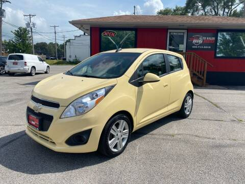 2015 Chevrolet Spark for sale at Big Red Auto Sales in Papillion NE