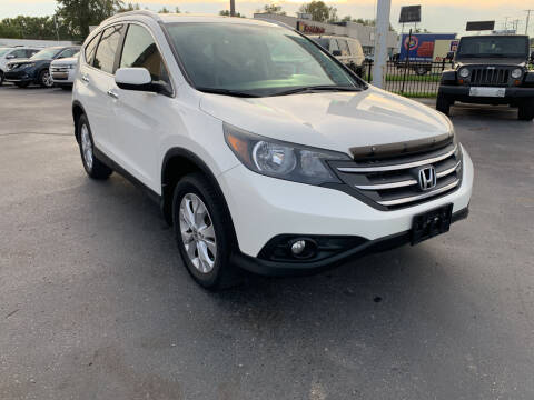 2012 Honda CR-V for sale at Summit Palace Auto in Waterford MI