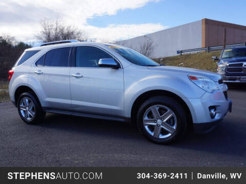 2015 Chevrolet Equinox for sale at Stephens Auto Center of Beckley in Beckley WV