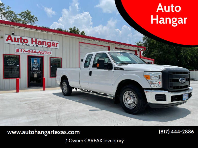 2015 Ford F-250 Super Duty for sale at Auto Hangar in Azle TX