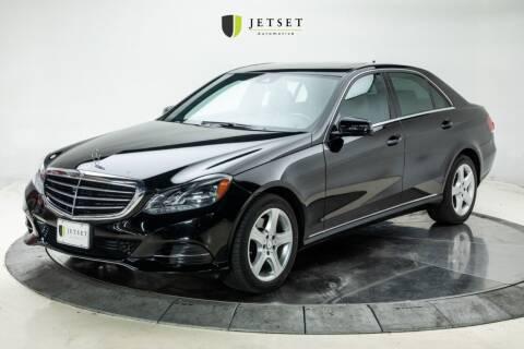 2014 Mercedes-Benz E-Class for sale at Jetset Automotive in Cedar Rapids IA