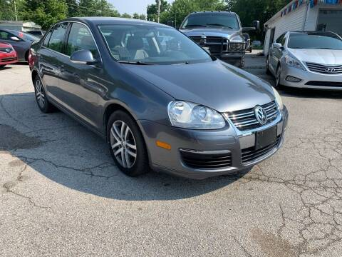 2006 Volkswagen Jetta for sale at STL Automotive Group in O'Fallon MO
