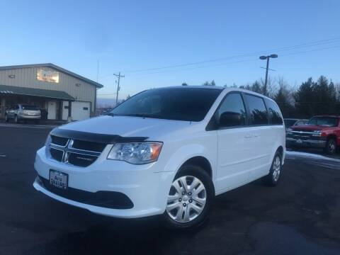 2016 Dodge Grand Caravan for sale at Lakes Area Auto Solutions in Baxter MN