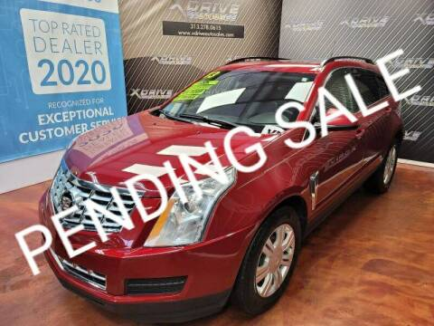2013 Cadillac SRX for sale at X Drive Auto Sales Inc. in Dearborn Heights MI