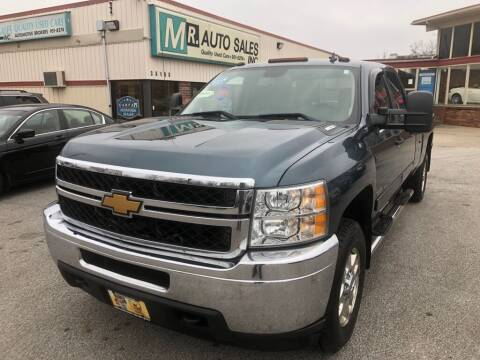 2013 Chevrolet Silverado 2500HD for sale at MR Auto Sales Inc. in Eastlake OH