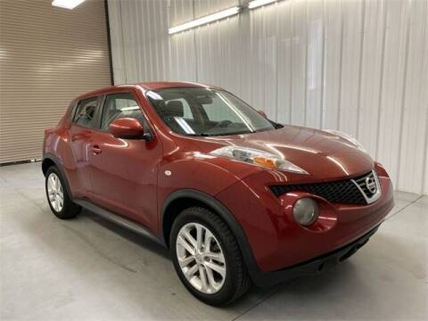 2013 Nissan JUKE for sale at JOE BULLARD USED CARS in Mobile AL