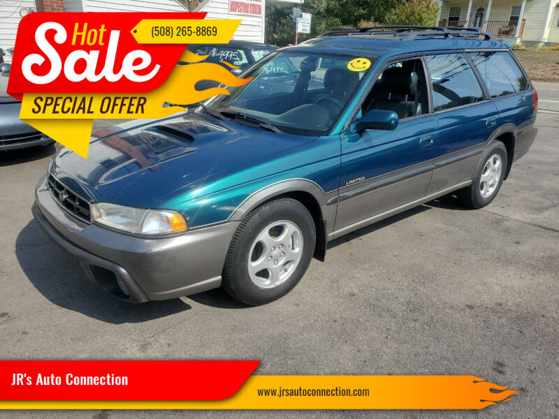 1998 Subaru Legacy for sale at JR's Auto Connection in Hudson NH