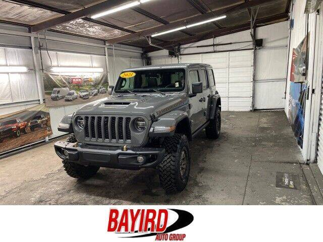 2021 Jeep Wrangler Unlimited for sale in Paragould, AR