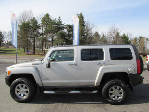 2006 HUMMER H3 for sale at GEG Automotive in Gilbertsville PA