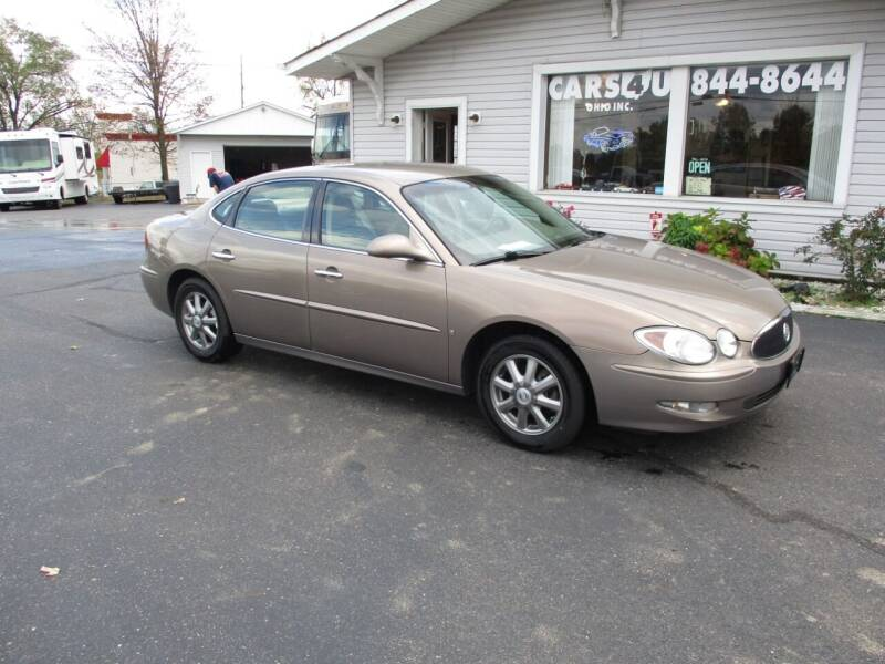 2007 Buick LaCrosse for sale at Cars 4 U in Liberty Township OH