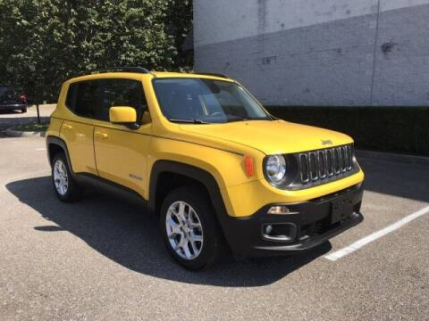 2015 Jeep Renegade for sale at Select Auto in Smithtown NY