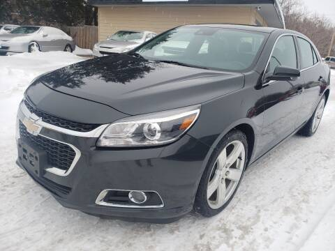 2015 Chevrolet Malibu for sale at Gordon Auto Sales LLC in Sioux City IA
