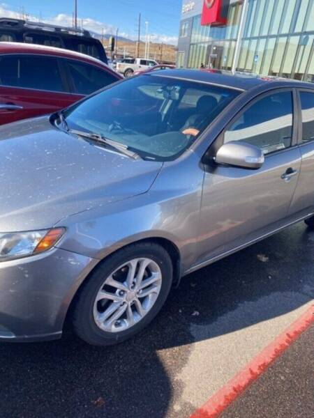 2011 Kia Forte5 for sale at EMPIRE LAKEWOOD NISSAN in Lakewood CO