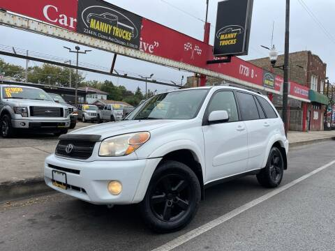 2005 Toyota RAV4 for sale at Manny Trucks in Chicago IL