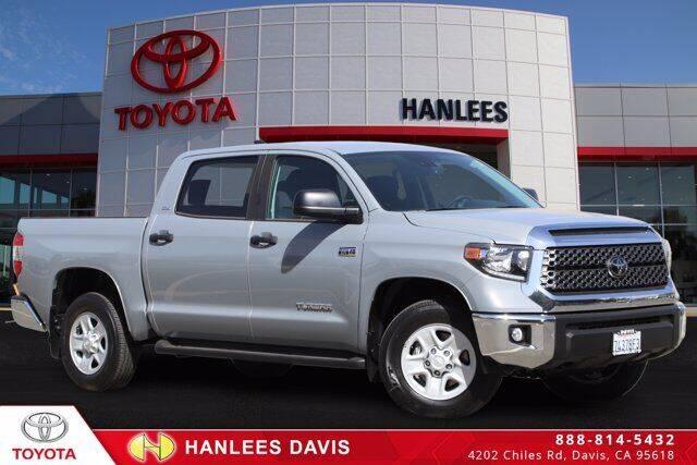 2021 Toyota Tundra for sale at Hanlees Davis Toyota in Davis CA
