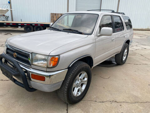 1998 Toyota 4Runner for sale at Elite Motor Brokers in Austell GA