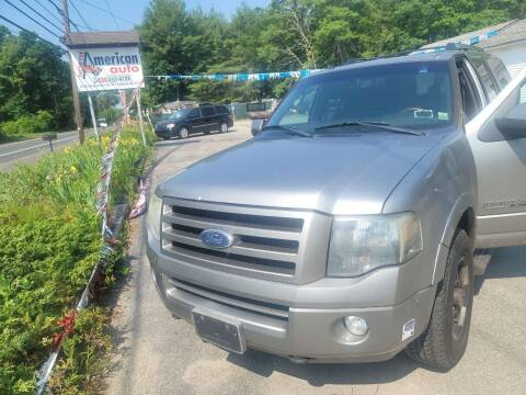 2008 Ford Expedition EL for sale at North American Auto in Rehoboth MA
