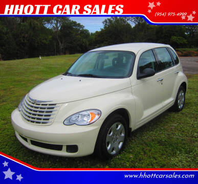 2007 Chrysler PT Cruiser for sale at HHOTT CAR SALES in Deerfield Beach FL