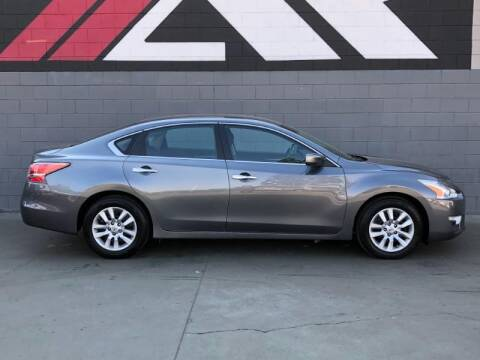 2014 Nissan Altima for sale at Auto Republic Fullerton in Fullerton CA