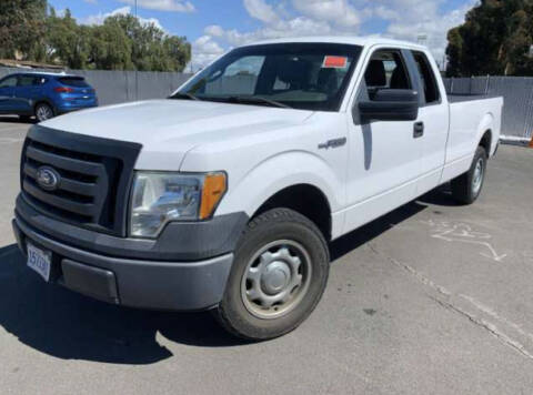 2010 Ford F-150 for sale at Aria Auto Sales in El Cajon CA