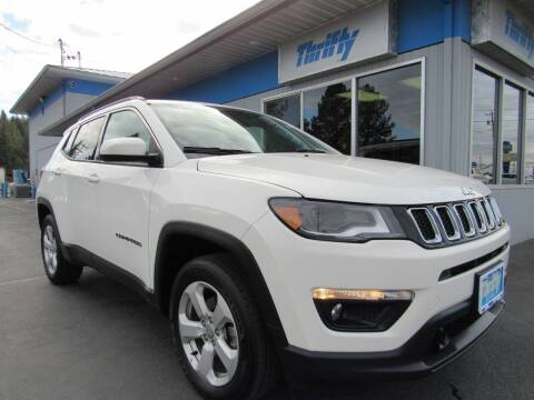 2018 Jeep Compass for sale at Thrifty Car Sales SPOKANE in Spokane Valley WA
