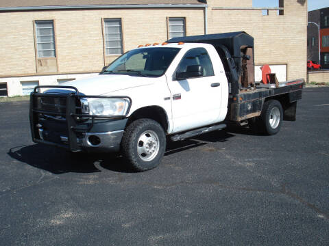 2008 Dodge Ram Chassis 3500 for sale at Shelton Motor Company in Hutchinson KS