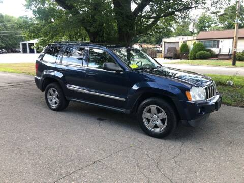 2005 Jeep Grand Cherokee for sale at Car-Nation Enterprises Inc in Ashland MA
