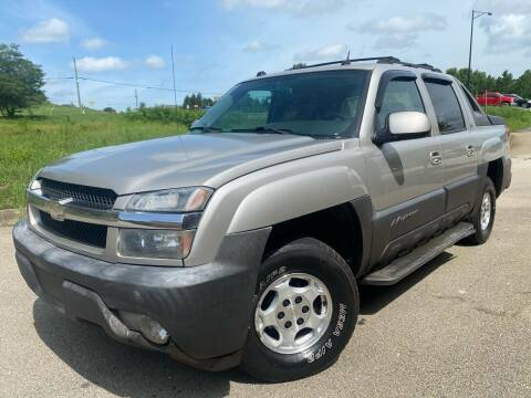 2005 Chevrolet Avalanche for sale at Gwinnett Luxury Motors in Buford GA